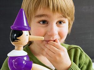 Как узнать, что ребенок врет?