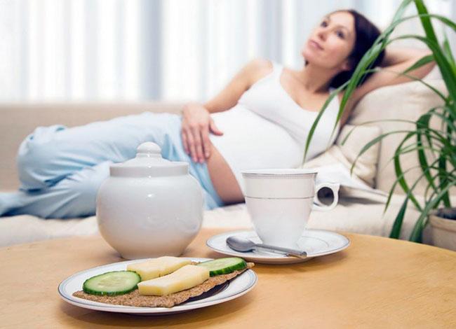 Почему у беременной пропадает аппетит 4
