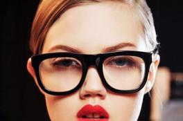 Модный макияж осени-2012