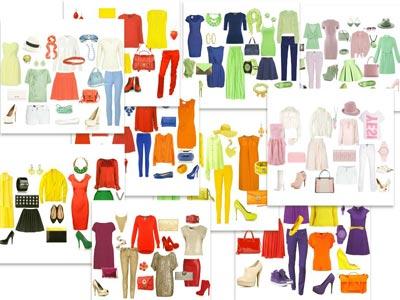 Правильне поєднання кольорів в одязі e21dbf1e7e34a