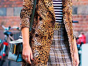 Леопардовий одяг  на межі шику та вульгарщини. Як носити ... c9d30718b6e75