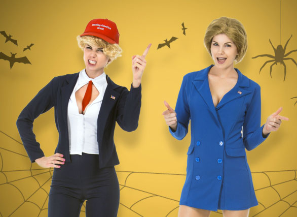 Самые актуальные костюмы на Хэллоуин 2017: как одеться на Хэллоуин, чтобы всех удивить