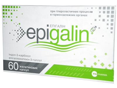 Эпигалин – инструкция по применению