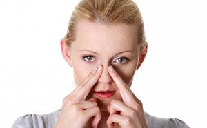 Заложен нос – причины и лечение